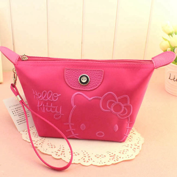 Xzhjt Character Oxford Cosmetic Cases Girls Hz-008