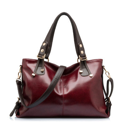 Yflyyunfei Solid Pu Handbags Women Yf0012