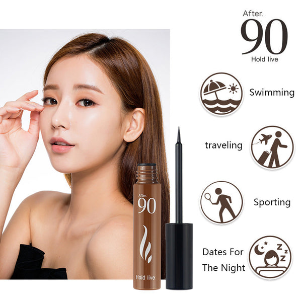 After 90 New Arrival 3Colors 72H Long Lasting Peel Off Eyebrow Tint Makeup Eyebrow Tattoo Gel Dyeing Natural Waterproof Eyebrows