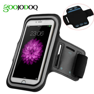 Armband for iphone 7 Waterproof Sport Running Gym Arm Band Case Bag For iPhone 6 6s 5 5s 5c 4 4s Pouch Belt Pouch Key Holder