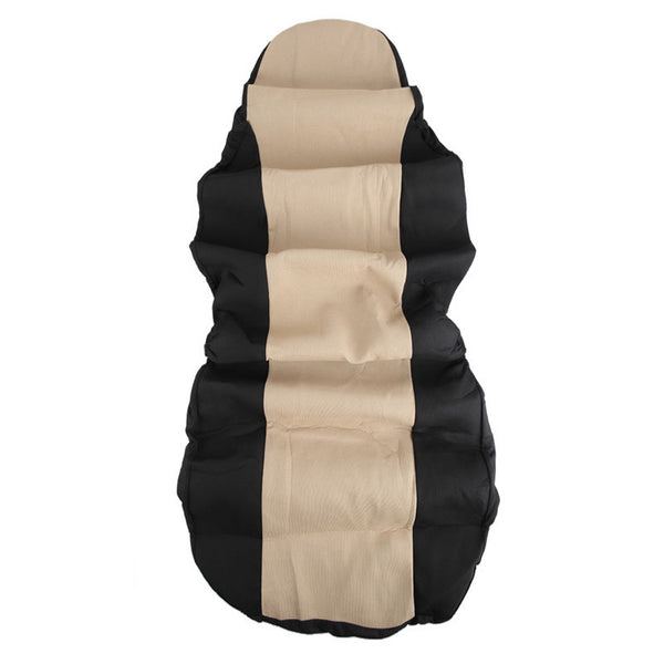 11 Piece Car Truck Seat Cover: Auto Seat Cover Universal Cushion Front Car Vehicle Seat