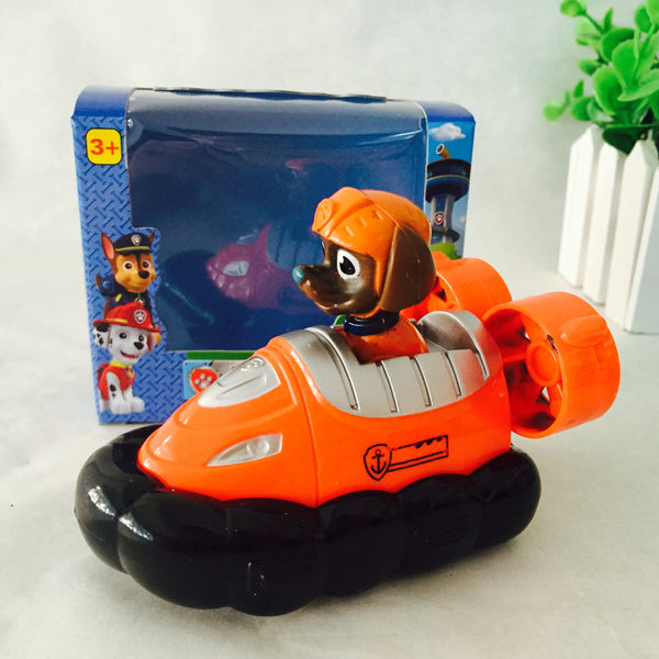 AUTOPS 2016 Hot Puppy Patrol Canine Toys Everest Chase Car Russian Kid Toy Puppy Patrol Dog Patrulla Canina Toys