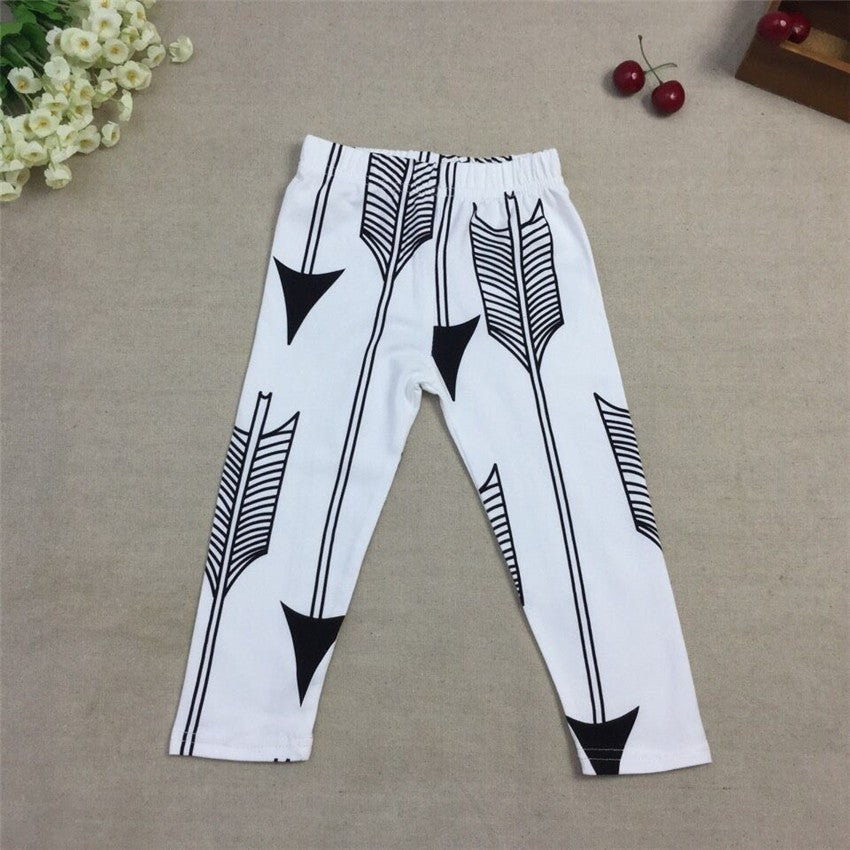Baby Boys Christmas Long Pants Kids Autumn Leggings Boy ...