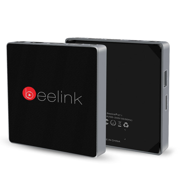 Beelink GT1 TV Box Amlogic S912 Octa Core H.265 Android 6.0 2.4G + 5.8G Dual WiFi Bluetooth 4.0 2G DDR3 RAM 16G 32G eMMC ROM