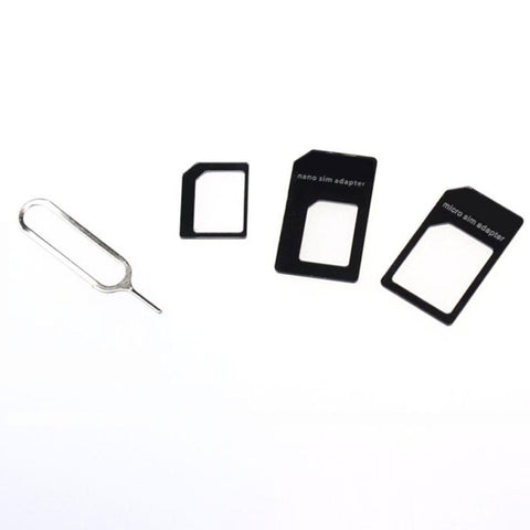 Best Price Convert Nano SIM Card to Micro Standard Adapter For iPhone 5 Wholesal&free shipping 0.17 30.2