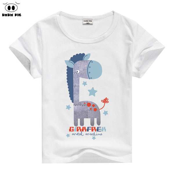boys t shirts clothes t-shirts for boys gils tops tees children's clothing kids baby boy girl clothes t shirt