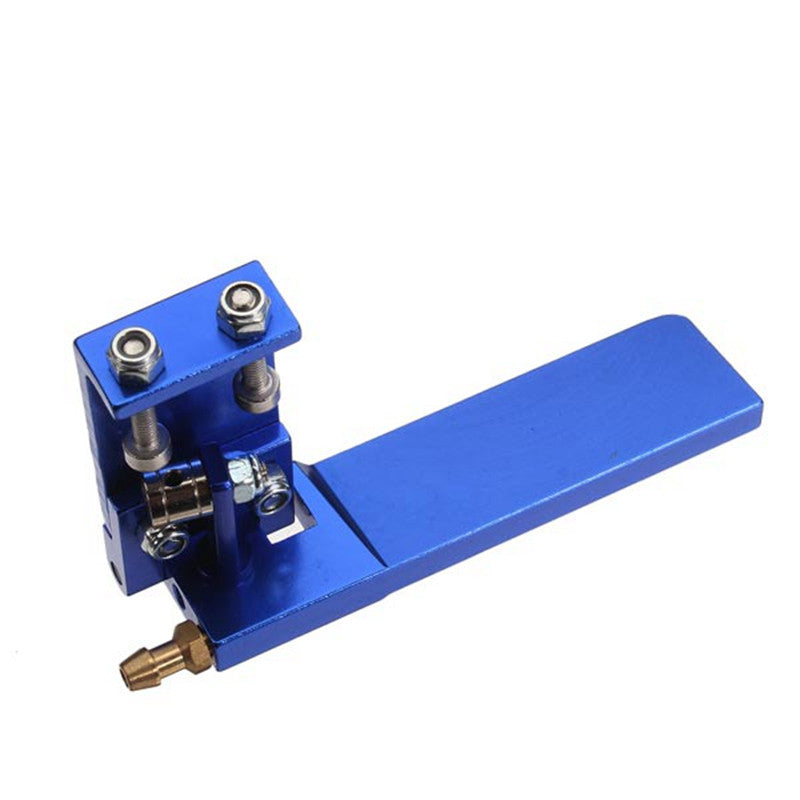 Brand New Hot Sale 75mm Metal Suction Water Rudder For Remote Control RC  Boat Parts
