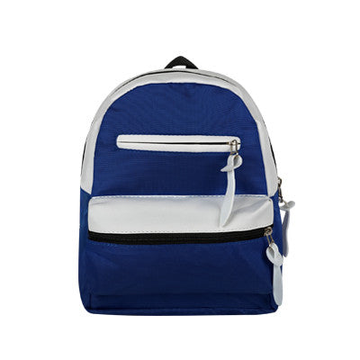 Ybyt Solid Canvas Backpacks Women 0152