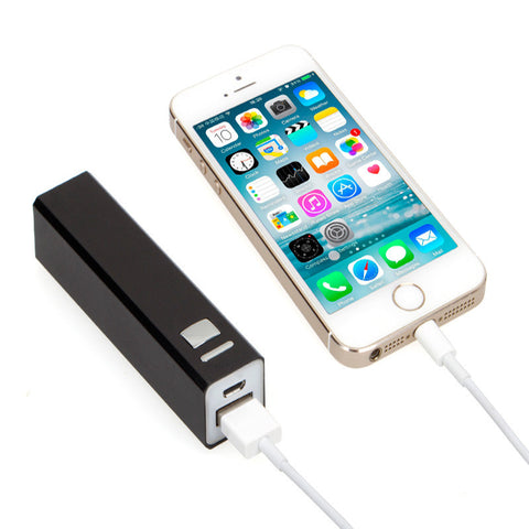 China factory High Quality mobile Phone external electric power bank 2600mah power bank portable charger quick charger