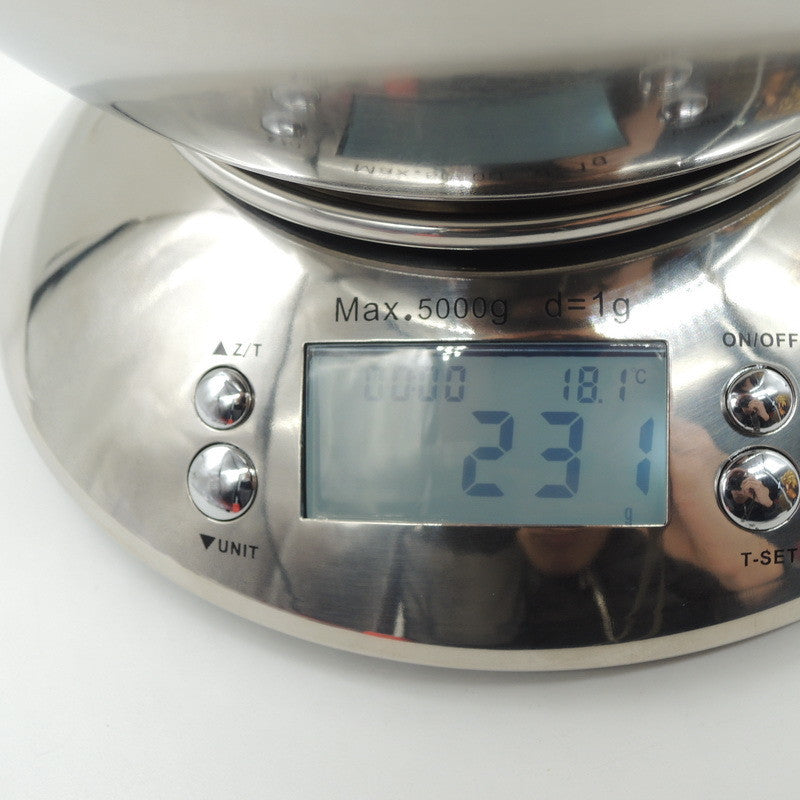 Cooking Tool Stainless Steel Electronic Weight Scale Food Balance
