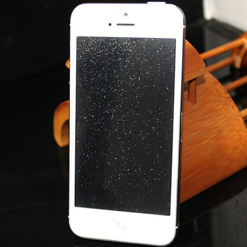 sale retailer 843bd b713b Diamond Glitter Tempered Glass Screen Protector Toughened protective ...
