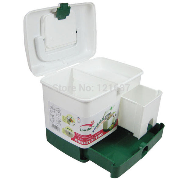 extra large household multi-layer first aid kit multifunctional medicine box First aid kit Storage Boxes & Bins