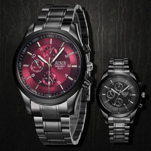 Finda Quartz Stainless Steel Quartz Wristwatches Men Bos-8251