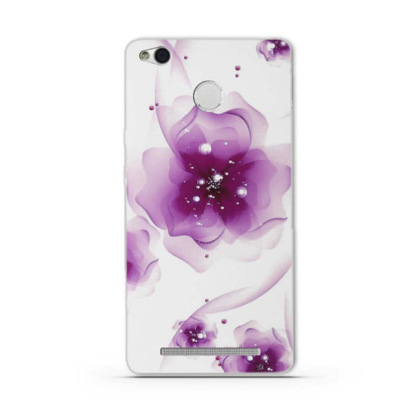 for Redmi 3x Fundas Phone Case Cover for Xiaomi Redmi 3x 3 X Ultra Soft TPU Silicon Flowers Animals Mobile Phone Bags Cover 3X