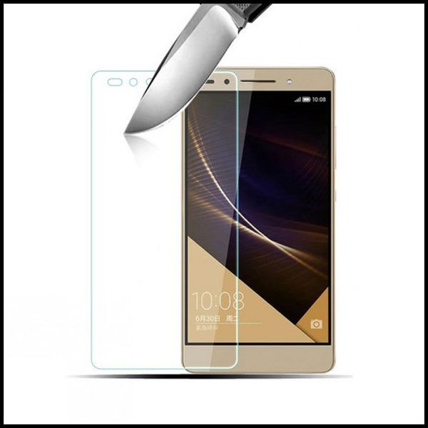 For Huawei P8 P9 7 Screen Protector Honor 5C 5X Glass Case Film Funda For Huawei Ascend P8 Lite P9 Plus 8 V8 6 4C Tempered Glass