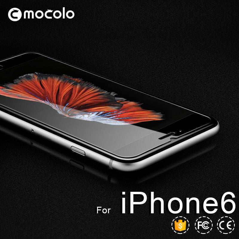 For Iphone 7 Plus Hd Clear Protective Film 0 26mm 2 5d Curved Edge