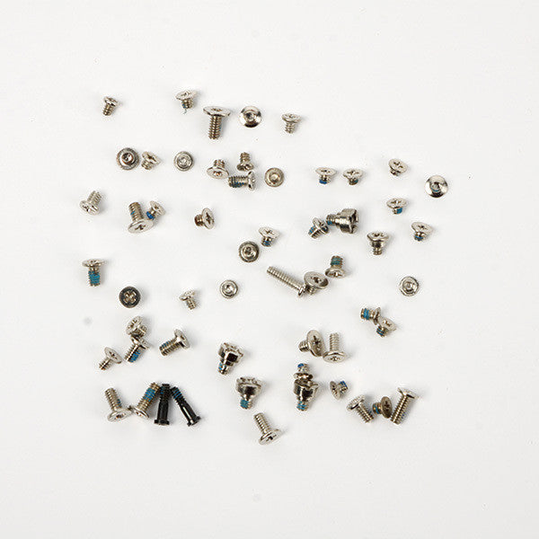 Full Screws Set With 2 black Botton Screws Replacement For Apple iPhone 5C New New &
