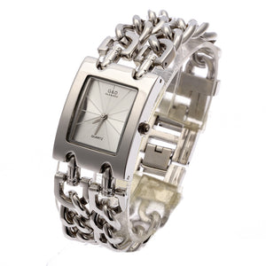 G&d Gle&vdo Quartz Stainless Steel Quartz Wristwatches Women A016