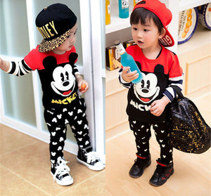 High quality Children clothing sets Baby boys clothing sports suit kids clothes set