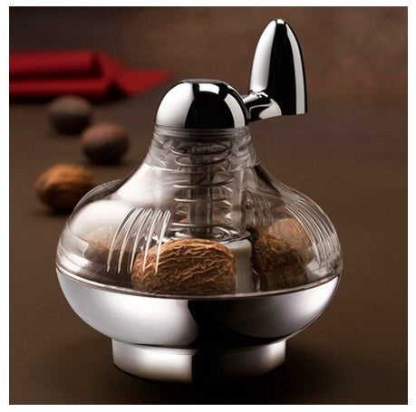 High Quality Germany Brand Nutmeg Grinder Spice Mill Manually Rotated Grinder Grinding Bottle
