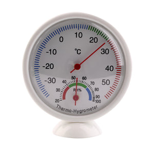 High Quality Indoor Outdoor Thermometer Hygrometer Temperature Meter New new arrival