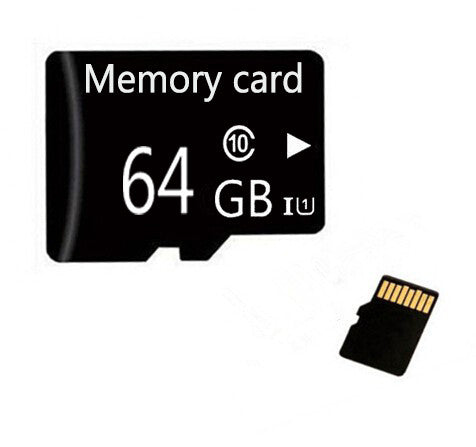 High quality micro memory card Memory Cards 2GB 4GB 8GB 16GB TF card Pen drive Flash + Adapter T2 class 6 32GB-64gb