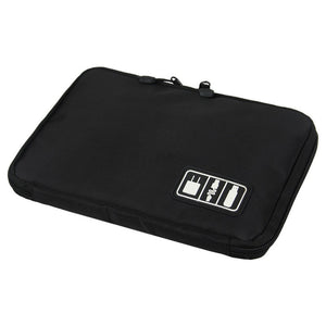 Hot Organizer System Kit Case Storage Bag Digital Devices USB Data Cable Earphone Wire Pen Travel Insert Hight Quality