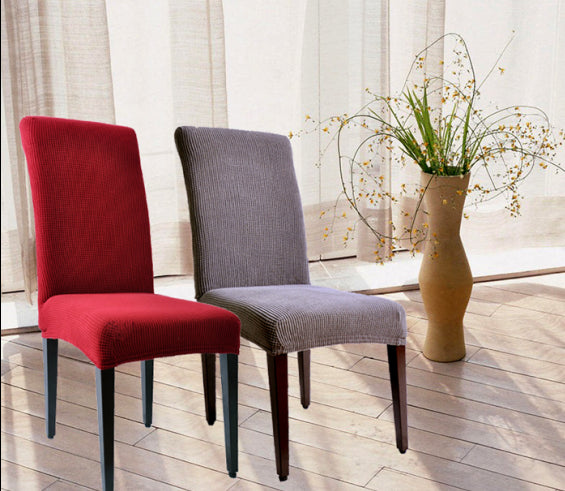 Design Stoelen Sale.Hot Sale 22 Colours Cotton Elastic Chair Seat Cover Dining Table