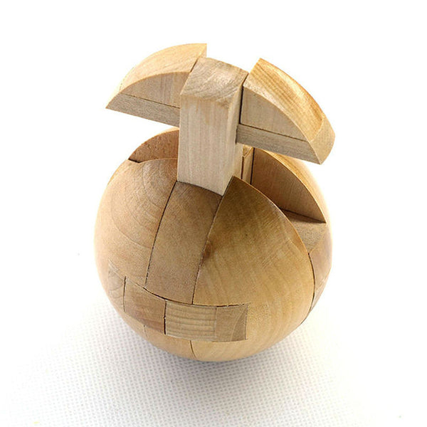 Intelligence Ming Luban Locks Old China Ancestral Locks Traditional Wooden Brain Teaser Puzzle Educational Toys Magic Cube