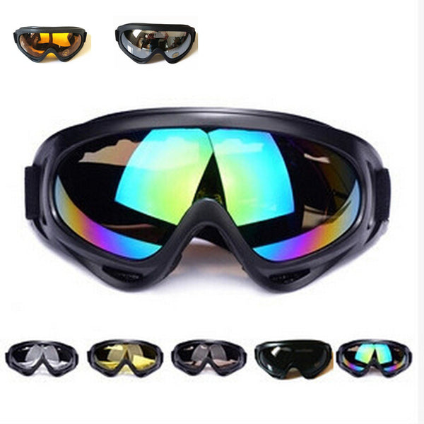 KuuFy Outdoor Sports Adult Professional snow Windproof X400 UV Protection anti-fog Ski Glasses Snowboard Skate Skiing Goggles