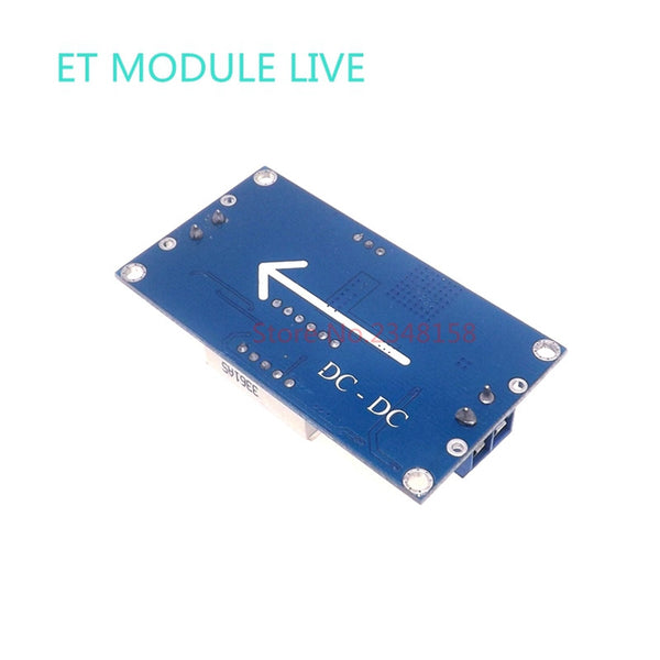 LM2596 DC DC Step Down Converter Voltage Regulator LED Display Voltmeter 4.0~40 to 1.3-37V Buck Adapter Adjustable Power Supply