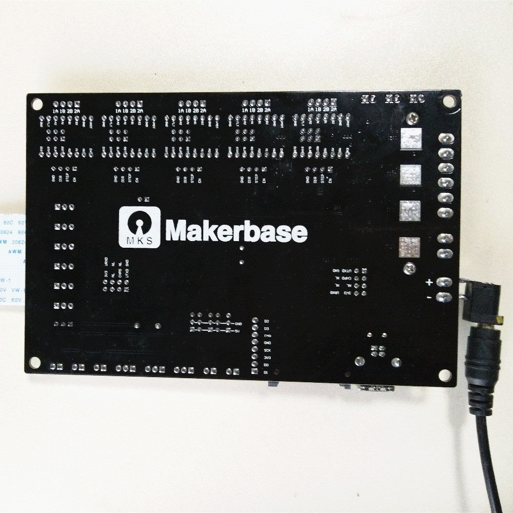 MAKER BASE STM32 MKS Robin integrated circuit mainboard Robin controller  mother board with TFT display closed source software