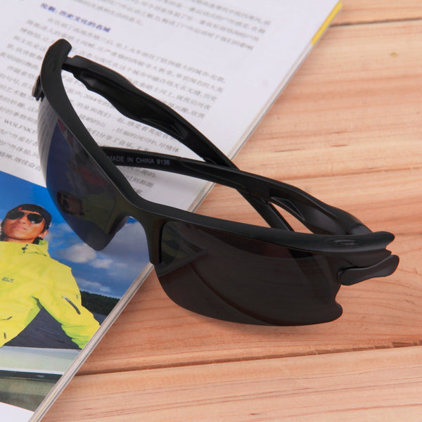 Men Explosion-proof Sunglasses Outdoor Sports Driving Fishing Eyewear free shipping