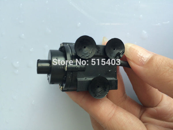 Mini 6V-12V DC Brushless Small Water Pump Submersible Motor Pump 1.8M 230L H Free shipping