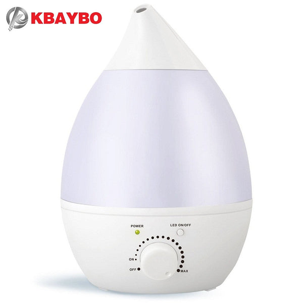 Mist Humidifier Bengoo Ultrasonic Humidifiers Aroma Oil Diffuser for Home Bedroom Office Babyroom(1.3L)