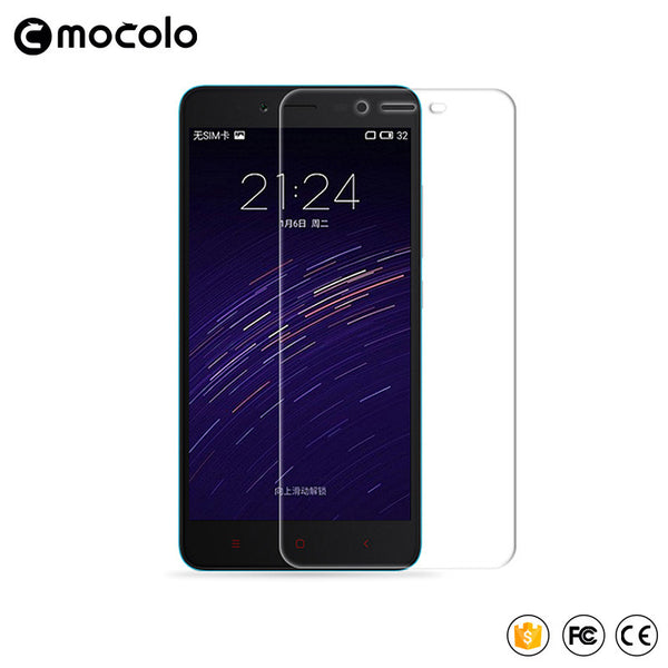 MOCOLO Redmi Note2 Tempered Glass Screen Protector For Xiaomi Red Rice Hongmi Note 2 Explosion Proof Screen Guard