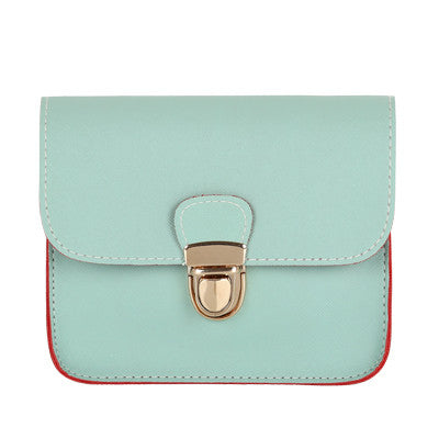 Ybyt Lock Solid Pu Handbags Women 0361