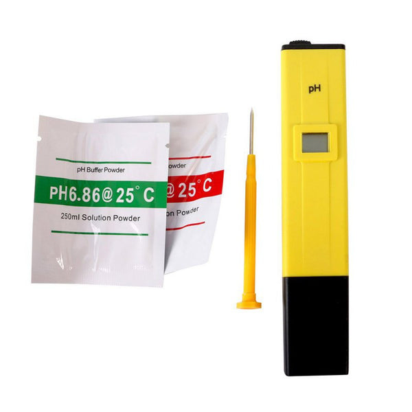 New Mini Digital Pen Type PH Meter PH-009 I Multimeter Tester Hydro PH Meters