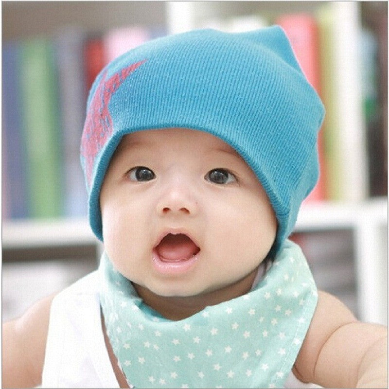 243bfbf87 New Unisex Baby Kid Child Boy Girl Toddler Infant Newborn Children Cotton  Soft Warm Cute Star Knitted Hat Cap Beanie