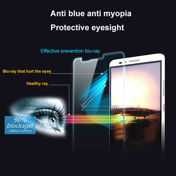 (Not full cover) 0.3MM 2.5d 9H Front LCD Tempered Glass Film For LG K7 Tribute 5 K 7 MS330 M1 Screen Protector pelicula de vidro