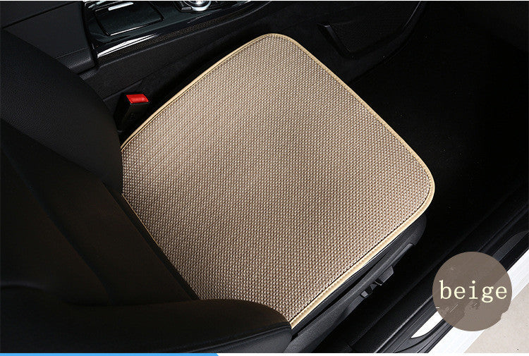 Quality Breathable Winter Car Seat Cushion Cover Universal Back Covers Chair Pad