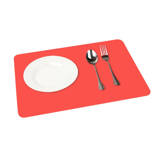 Silicone Baking Mat Non Stick Pan Liner Placemat Table Protector for 6 Color