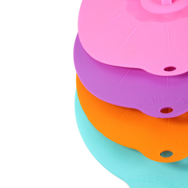Silicone Bowl Lids Reusable Suction Seal Covers for Bowls Pots Cups. Food Safe kitchen accessories