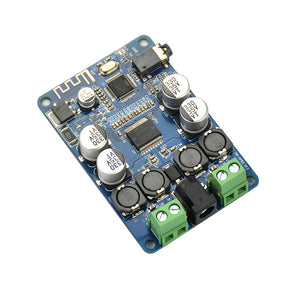 TDA7492P Bluetooth Receiver Amplifier Audio Board 25WX25W Speakers Modified Music Mini Amplifiers Diy Dual channel