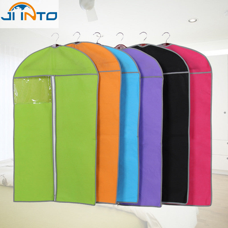 Thicken Non-woven Clothes dust cover Moisture Proof Organization Storage Bag dust bags Clothes Protector Case