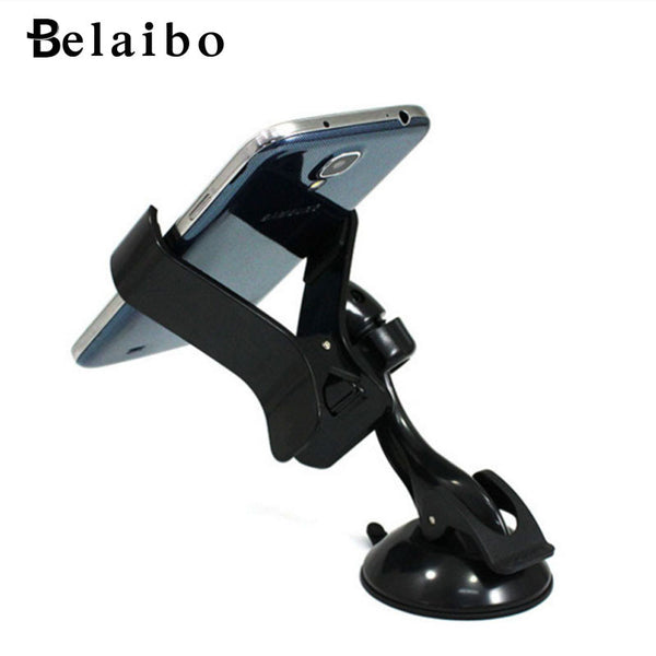Universal 360 degres rotation de Voitures Support pour iPhone5 4S pour samsung Smartphone GPS Car mini mobile phone holder