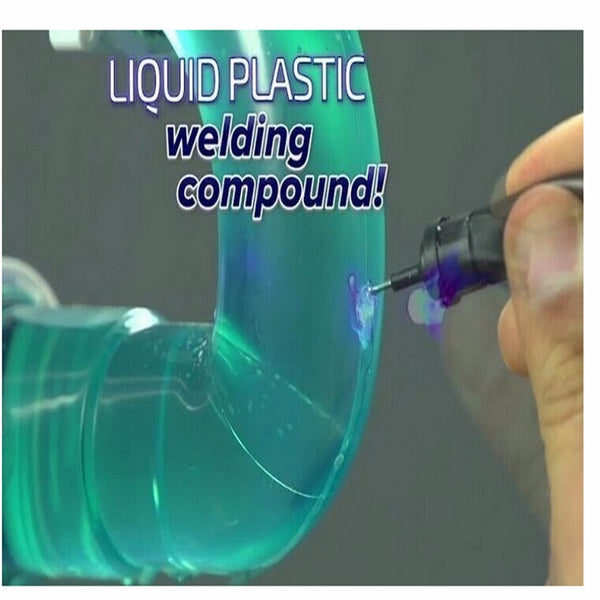 UV Light Fix Liquid Glass Welding Compound Glue Repairs Tool For Mobile Plastic Metal Stuff