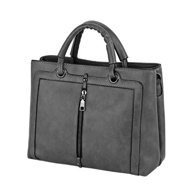 Ybyt Solid Pu Handbags Women 0099
