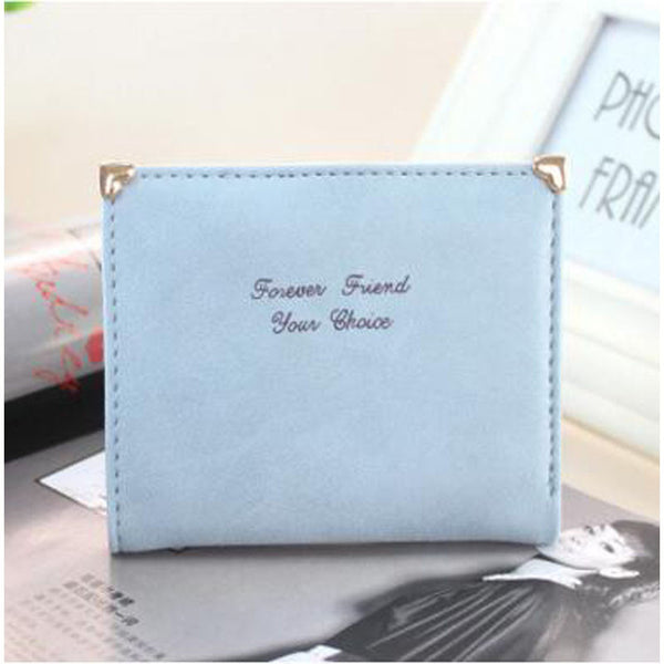 Shunvbasha Solid Pu Wallet Women Dl1964