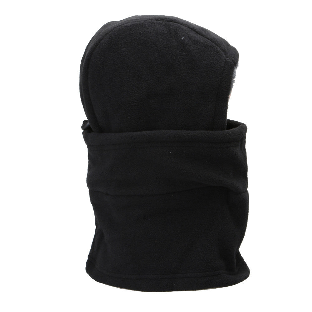 ... Winter Ski Cycling Caps Motorcycle Balaclava Fleece Neck Cover Face  Mask Cap Hat Scarf for Mountaineering ... 30b4ff6dec87